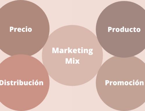 Marketing mix – Las 4P del marketing